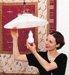 Чи є шкода від люмінесцентних ламп