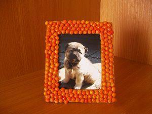 Як зробити рамку з картону для коханої фотографії