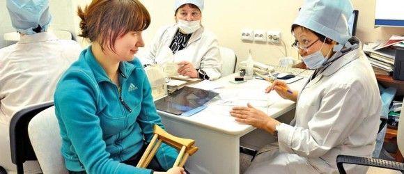 Які лікарі працюють в поліклініці?