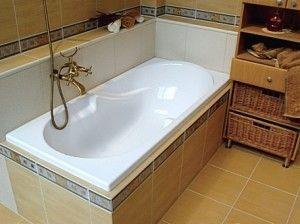 Правила догляду за акриловою ванною - рекомендації від видання «вм»