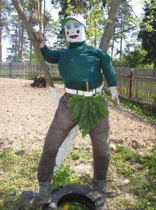 Садово-городні роботи в травні