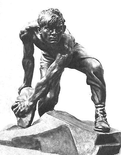 Скульптори ссср: і. Шадр, в. Мухіна